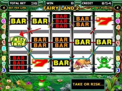 игровой автомат Лягушки