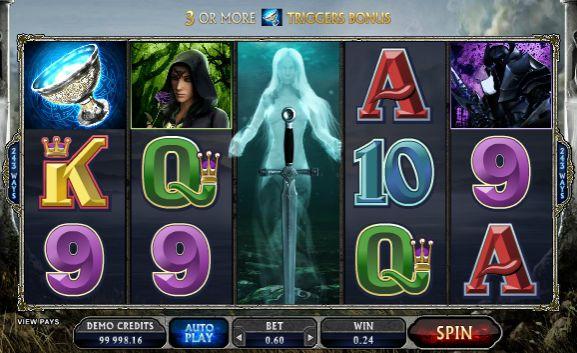 игровой автомат Avalon 2