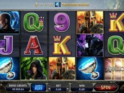 игровой автомат Авалон 2