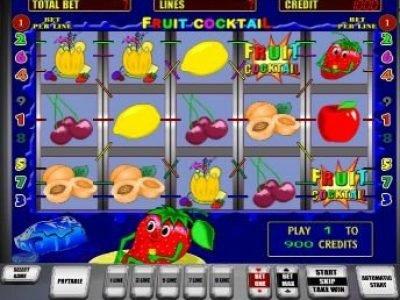 Fruit Cocktail игровой слот
