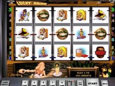 lucky drink онлайн автомат