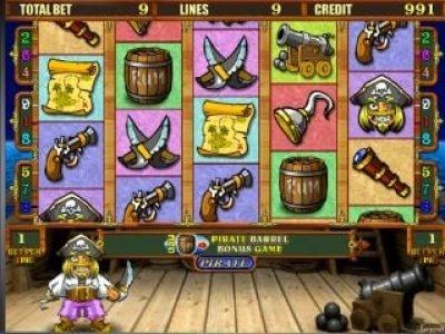 игровой слот Пираты