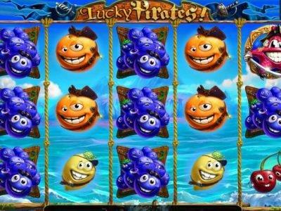 Игровой автомат Забавные Пираты
