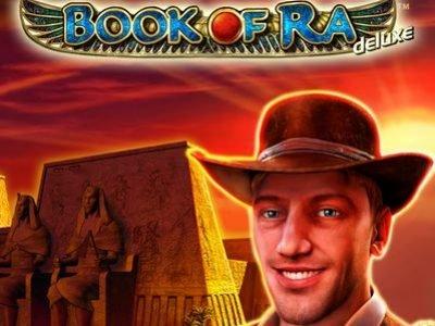 Играйте в игровой автомат Книга Ра в большом разрешении!