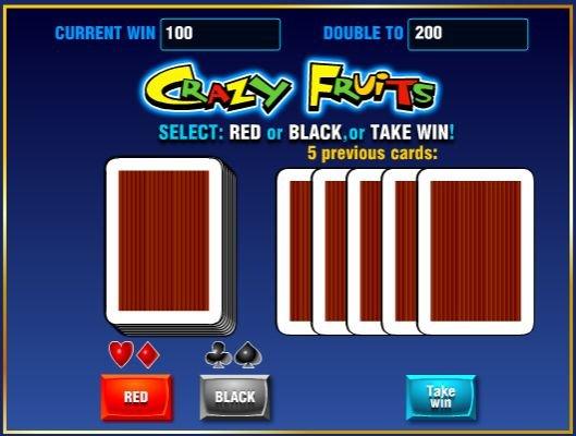 риск игра игровые автоматы Crazy Fruits