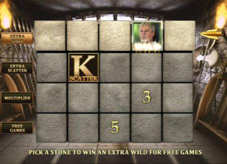 бонусная игра игровой автомат Gladiator