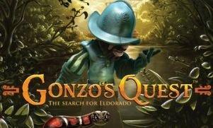 Приключенческий игровой автомат Gonzo's Quest