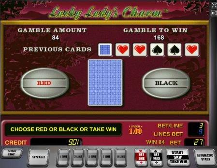 игровой слот Lucky Lady's Charm