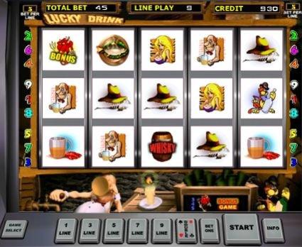 игровой автомат Черти