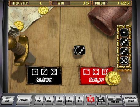 игровой онлайн слот Пираты