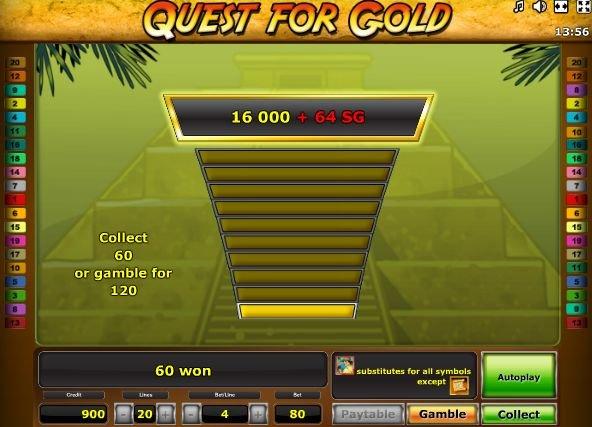 Игровой автомат В поисках золота