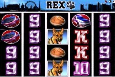 Поиграйте в слот Рекс онлайн