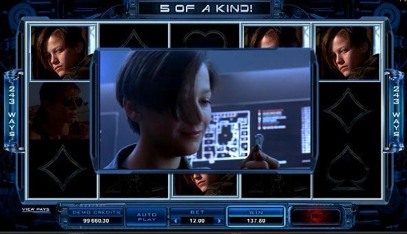игровой автомат терминатор 2