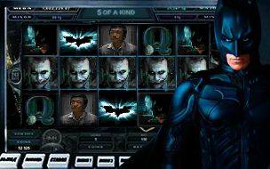 Игровой автомат Темный рыцарь